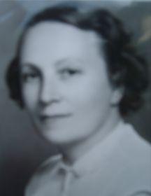 Егорова-Лавринская Вера Михайловна