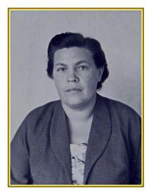 Алексеева (Вышегородцева) Антонина Александровна