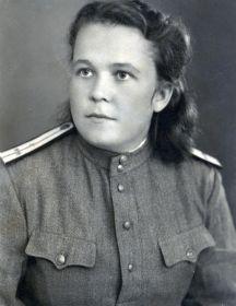 Исакова Елизавета Владимировна