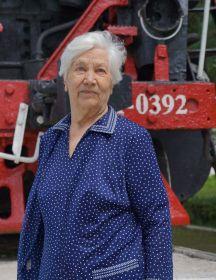 Горелова (ур. Автушенко) Елизавета Никитична