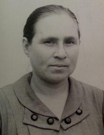 Захарова (Крапивина) Анастасия Петровна