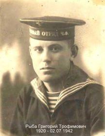 Рыба Григорий Трофимович