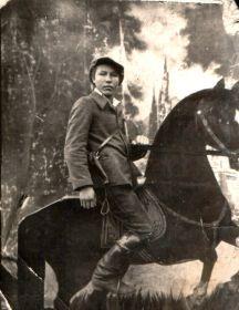 Юргин Степан Матвеевич