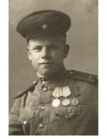 Поповичев Понтелеймон Алексеевич