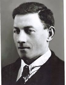 Панов Василий Тихонович