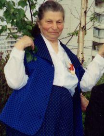 Острякова Елена Михайловна