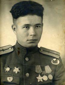 Хлестунов Федор Федорович