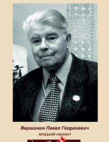 Вершинин Павел Георгиевич