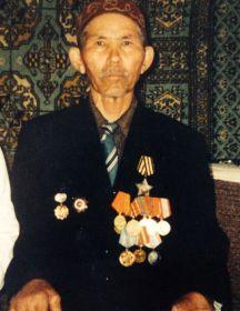 Нургазин Турар