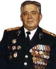 Головач Степан Тихонович