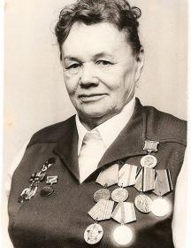 Попова Зинаида Михайловна