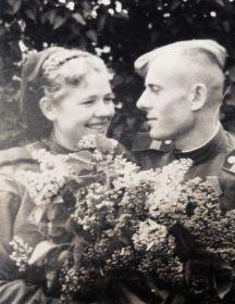 Моисеенко Андрей Петрович и Моисеенко (Исаченко) Антонина Федоровна