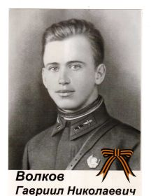 Волков Гавриил Николаевич