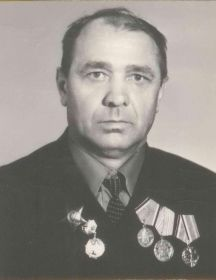 Гром Николай Федорович