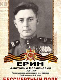 Ерин Анатолий Васильевич