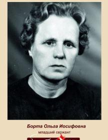 Борта Ольга Иосифовна