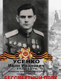 Усенко Иван Иванович