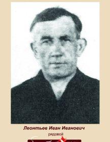 Леонтьев Иван Иванович