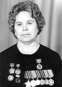 Морозова Мария Ивановна