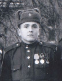 Белкин Павел Яковлевич