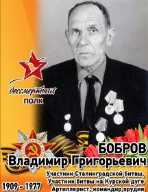 Бобров Владимир Григорьевич