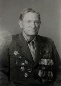 Антошин Василий Степанович