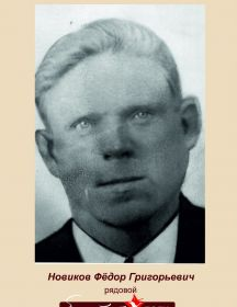 Новиков Федор Григорьевич