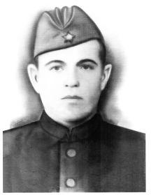 Лазарев Афанасий Леонтьевич