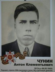 Чунин Антон Клементьевич