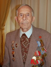 Самойлов Николай Дмитриевич