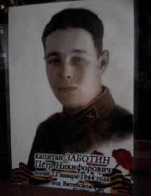 Заботин Петр Никифорович