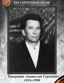 Топориков Анатолий Сергеевич