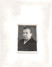 Павловская (Развеева) Ксения Анисимовна