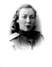Соколова(Козлова) Римма Ивановна