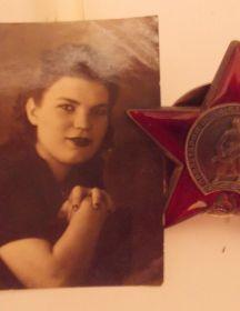 Юдина (Гуляева) Мария Ильинична