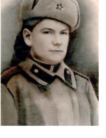 Ганова  Александра Савельевна