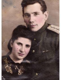 Гепнер(Зорина)Зинаида Максимовна