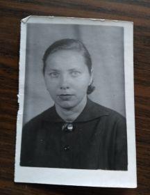 Галактионова (Широкова) Зинаида Константиновна