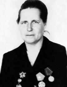 Бычкова Серафима Андреевна