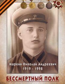 Маркин Николай Андреевич