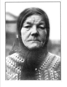 Баринова Анисья Николаевна