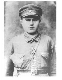Чугунов Пётр Семёнович