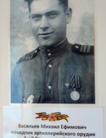 Васильев Михаил Ефимович