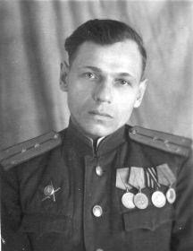 Савельев Василий Матвеевич