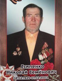 Есипенко Николай Семенович