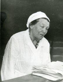 Усанова Мария Иванонвна
