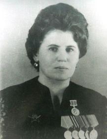 Горюн (Павловцева) Ольга Степановна