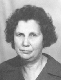 Нестерова(Богданова) Нина Ануфриевна