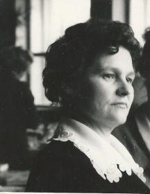 (Морозова) Семёнова Елизавета Ивановна