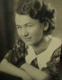 Скрыженкова ( дев. Нилова) Анастасия Матвеевна